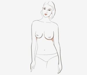 Asimetrické prsia