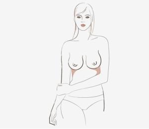 zvoncovité prsia