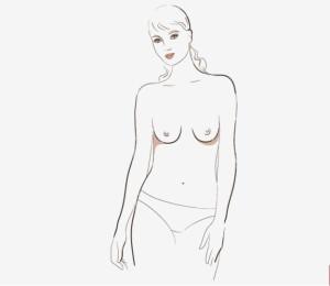 Malé prsia