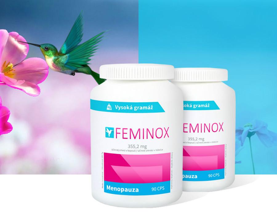 Ženské hormony Feminox